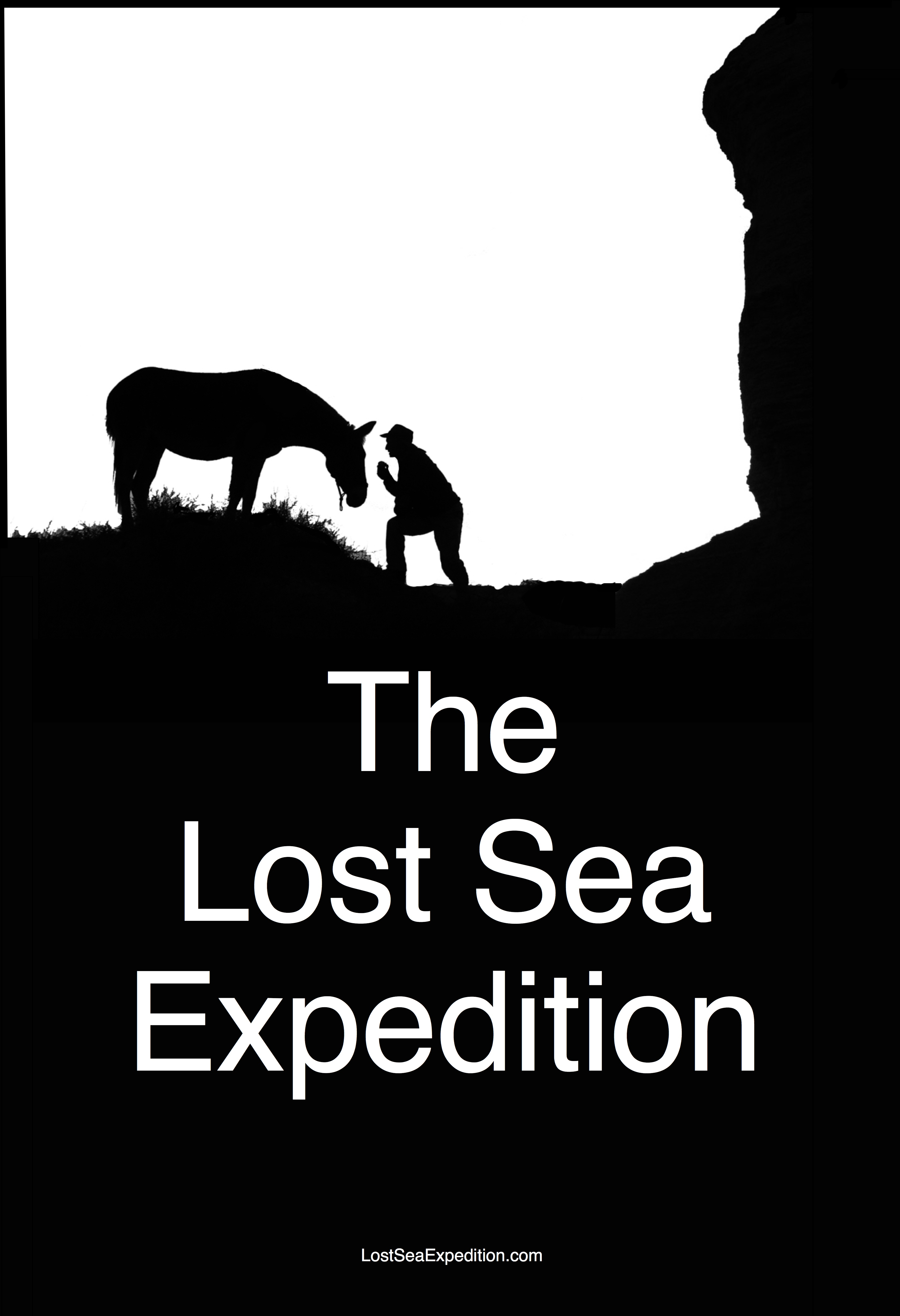 Each Lost Sea Expedition print is signed.